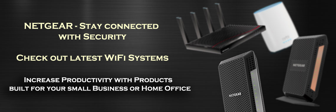 NETGEAR - SWITCHES, ROUTERS, EXTENDERS