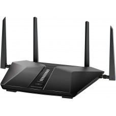 NETGEAR Nighthawk 5-Stream AX5 WiFi 6 Router (RAX43) – AX4200 Wireless Speed (Up to 4.2 Gbps) | 2,000 sq. ft. Coverage
