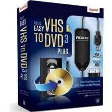 Corel Roxio Easy VHS to DVD 3 Plus ( 251000,  687967132748 )