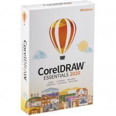 CorelDRAW Essentials 2020 for Windows - Retail Pack( CD32020EFMBAM, 735163157918 )