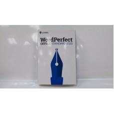 COREL WORDPERFECT OFFICE STANDARD 2020 (WP2020STDEFMBAM, 735163158076)