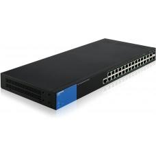 Linksys 28-Port Business Managed Gigabit PoE+ Switch (LGS528P, 745883634835)
