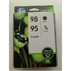 HP 98 + 95 COMBO PACK ( CB327FN, 882780668256 )