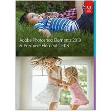Adobe Photoshop Elements & Premiere Elements 2018 ( 883919274041 65281603 )