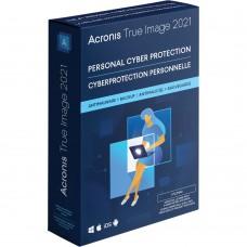 Acronis True Image 2021 (1 Windows / Mac Lic., Box, Standard Edition )-TIH4B2ENS, 0817474012121